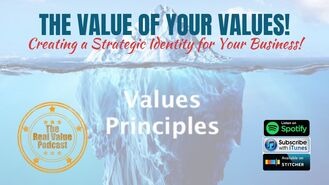 appraiser values and principles podcast
