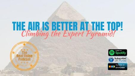 expert pyramid for appraisers