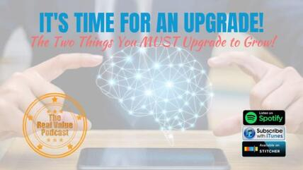 appraisers time for an upgrade business coaching